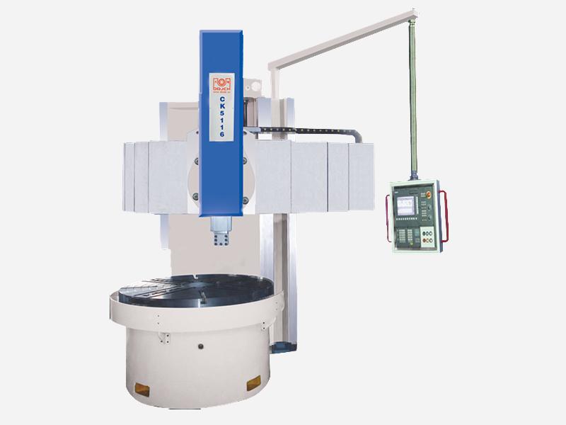 CK51A/B系列单柱数控立式机床