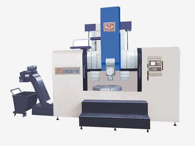 CKG51系列单柱数控高速立式机床