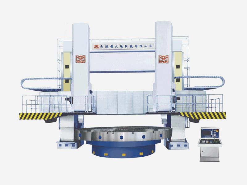CK52S系列双柱数控立式机床